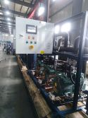Test of Bitzer Rack System