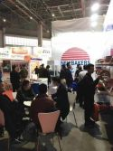 Newbakers in Shanghai international hardware exhibition