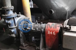 Slurry Pump for Coal Mining Industry