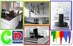 Nippon paint laboratory project
