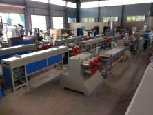 Assembly Workshop for PET/PP monofilament Machine