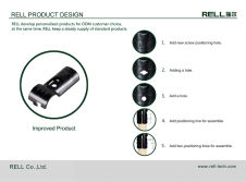RELL ODM Product Design