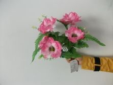best selling artificial flowers of poppy flower