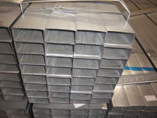 Galvanized Rectangular Steel Pipe