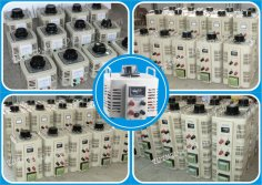 TDGC2/TSGC2 series Variable Transformer/Contact Voltage Regulator 1Phase/3Phase