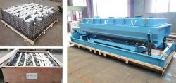 Repeat Order- Frame of Gyratory Screen was Delivered to Indonesia