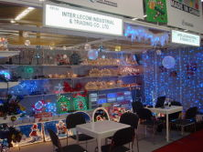 Christmasworld Fair in Frankfurt 2015