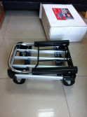 MORE PHOTOS of NEW ITEM: ALUMINUM TROLLEY