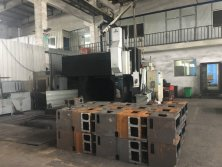 Main CNC Machining Center