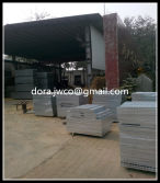 galvanized steel grating for package and shipment