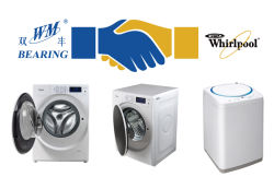 THE SUCCESSFUL COOPERATION with WHIRLPOOL WASHING MACHINE