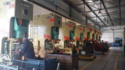 auto parts stamping press line