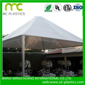 PVC coated fabrics for tent