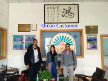 Oman customer