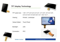 TFT display Technology ( 1 )