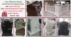 Haobo Stone Attend the Expostone Fair in 2015th
