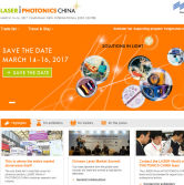 meet us at Laser Photonics China ( March 14-16, 2017)