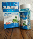 Herbal Slimming Plus Weight Loss Capsule