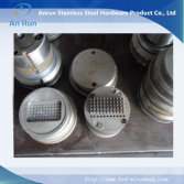 perforated mould
