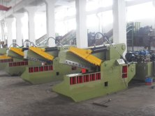 Q43-315 aluminum sheet shear