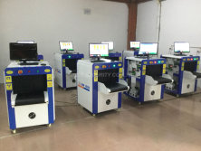 X-Ray Baggage Scanner Production Line