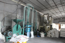 3 sets Abrasive powder equipment