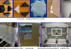 Various Packing Materials