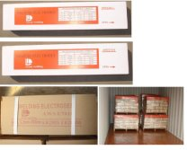 steel electrode packing
