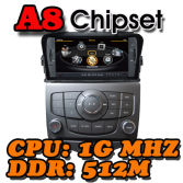 WITSON A8 Chipset S100 platform RADIO GPS FOR CHEVROLET CRUZE 2008-2011