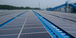 1.32MW solar projects in Shanxi China
