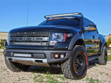 Ford led light bar and work lights