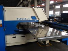 CNC punchining machine