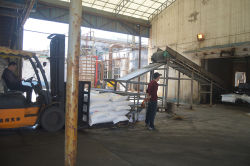 Magnesium chloride production line