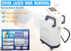 10.1 Inch Touch LCD IPL Laser Hair Removal Machine