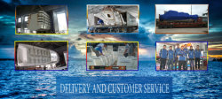 Delivery and Custom Service