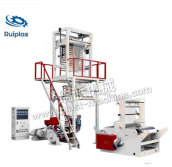 High speed plastic HDPE LDPE film blowing machine