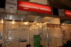 We attend Hospitalar 2009 in Brazil !
