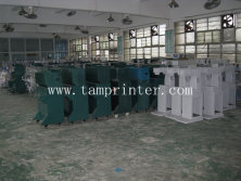 TM-500E Pneumatic Cylindrer Screen Printing Machine