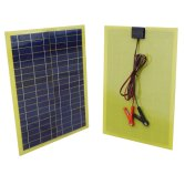 PCB Solar Panel with 2m Cable & Clip