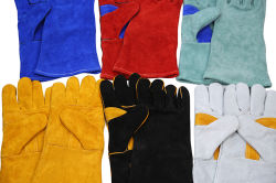 How to select a leather work glove
