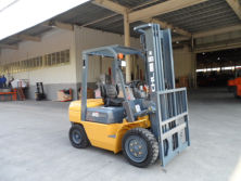 One unit 3.0T diesel forklift sold to Philippine customer