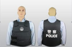 Bullet proof stab-resistance suit