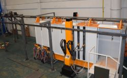 Automatic Powder Coating Spray System