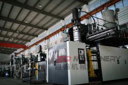 Extrusion Blow Molding Machine,Workshop. ZQ Machinery