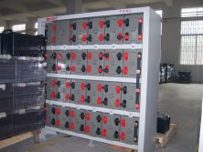 Lead Acid Batteries Rack