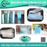 baby diaper raw materials ADL