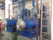 200 Liters Horizontal Bead Mills in User′s Factory