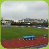 Football grass case for Shanghai shenhua football club