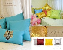 Sequins,Diamond paste Pillow