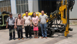 Thailand Customers Visit